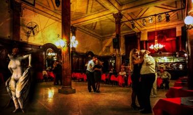 Tango hommage à Hans Baldung 2