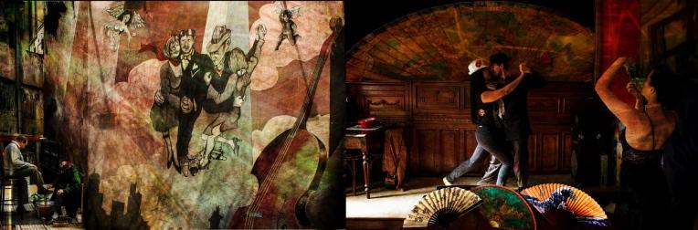 Tango mural