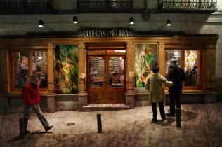 café musée imaginaire