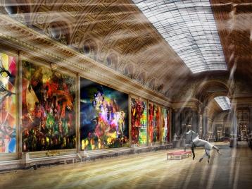 galerie Louvrecubiste