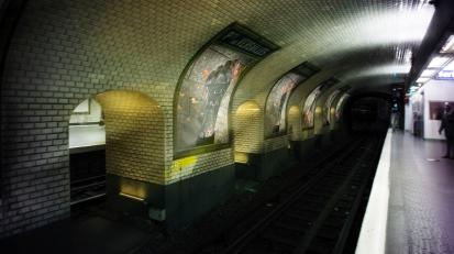 station metro