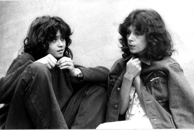 maria Schneider et Danièle Gégauf.jpg