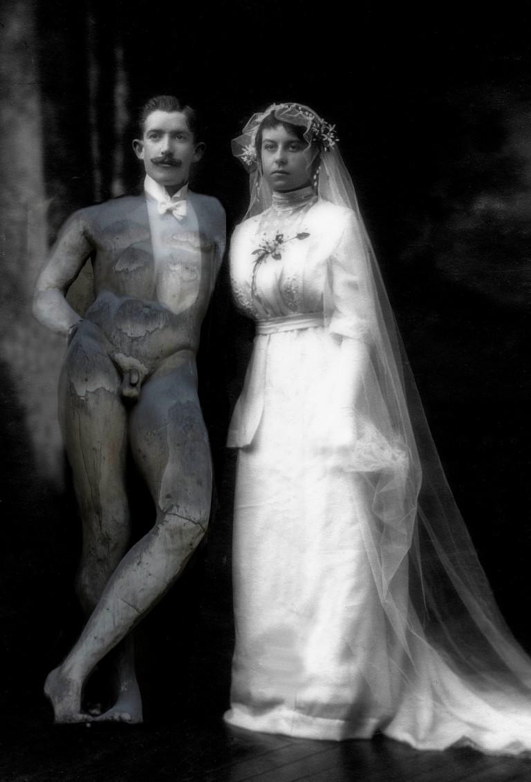 mariage 1900 nus 2