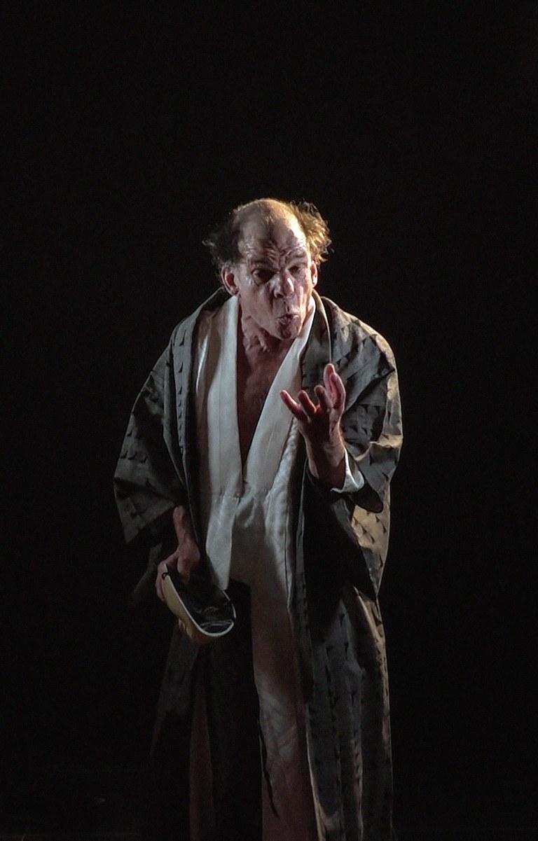 Denis Lavant Artaud 16