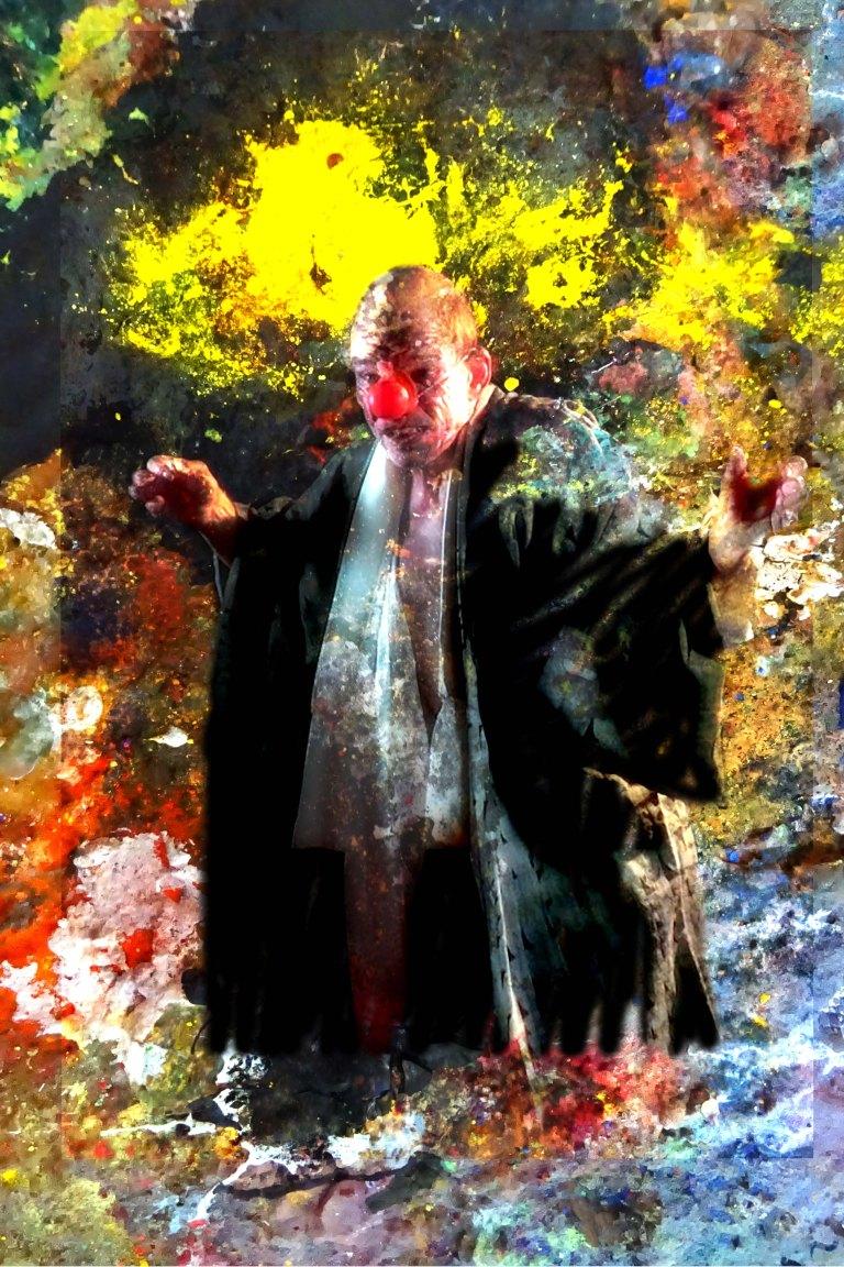 Denis Lavant Artaud 44 couleurs