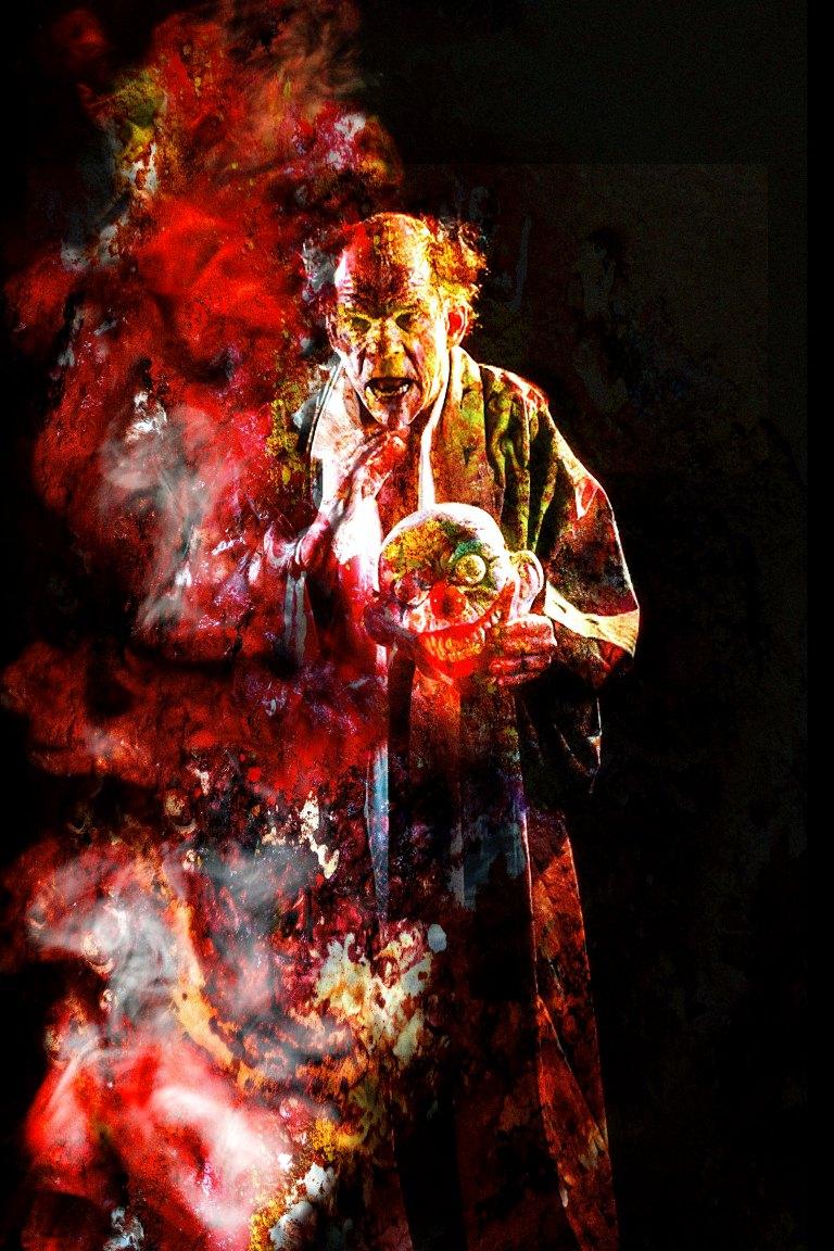 Denis Lavant Artaud 73 A couleurs