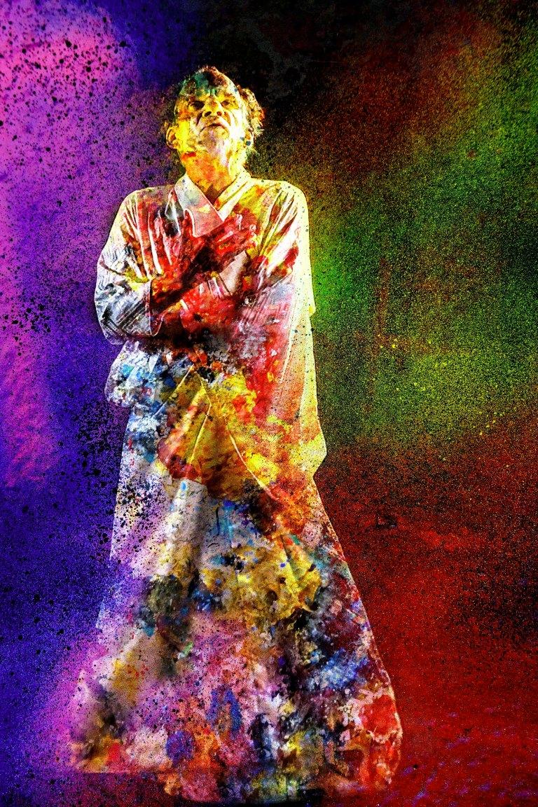 Denis Lavant Artaud 8 couleurs