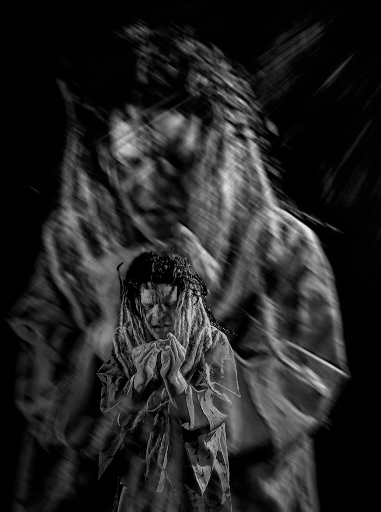 Denis Lavant Artaud 83 double