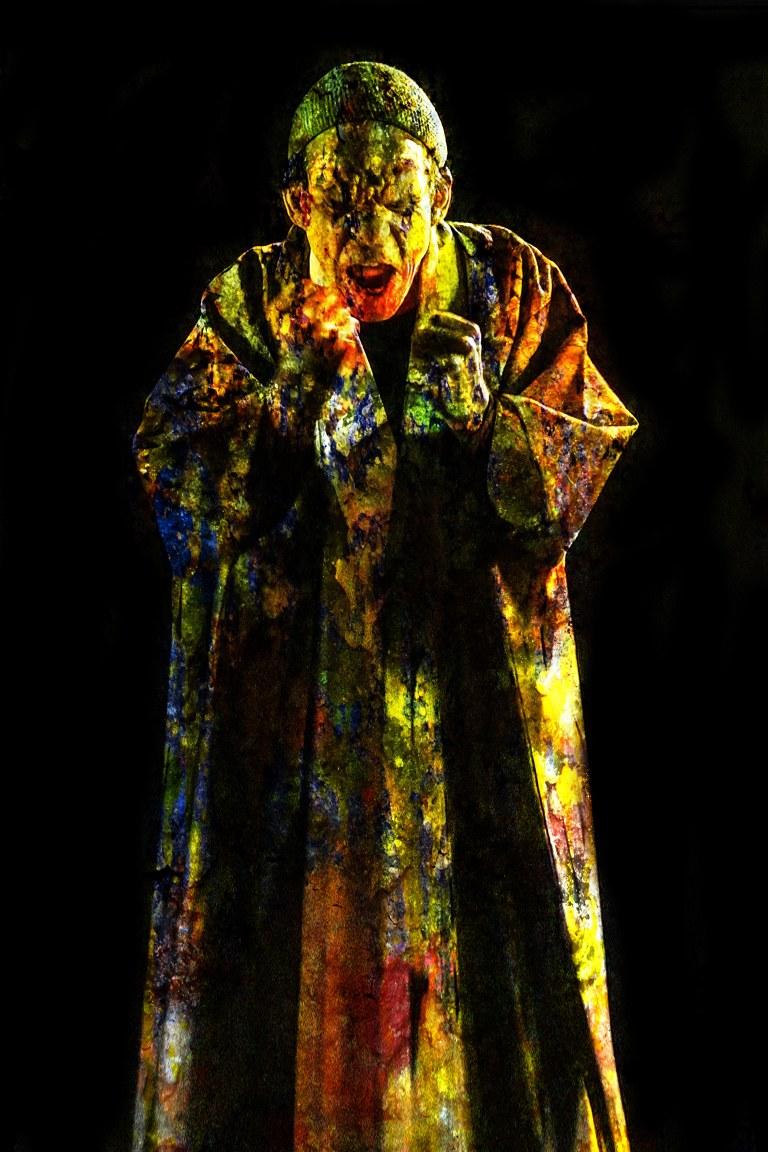 Denis Lavant Artaud 92 couleur