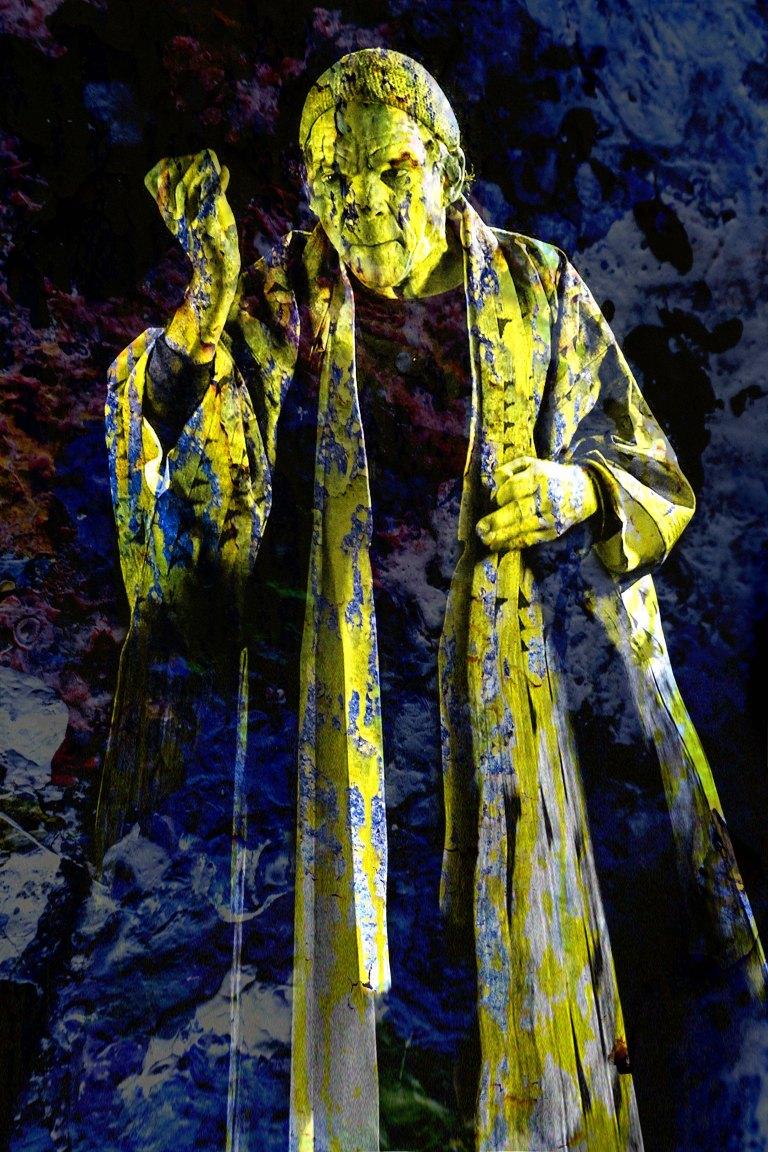 Denis Lavant Artaud 96 couleur